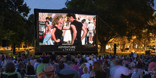 Grease Outdoor Cinema Sing-A-Long at Parc Y Scarlets