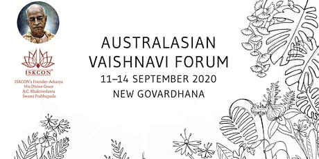 Australian Vaishnavi Forum 2020 tickets