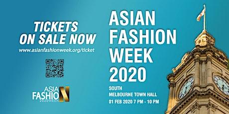 Asian Fashion Week 2020-Premium Nature Runway Night tickets