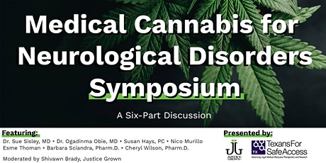 Medical Cannabis for Neurological Disorders Symposium tickets