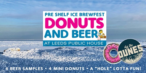 Donuts and Beer Pairing