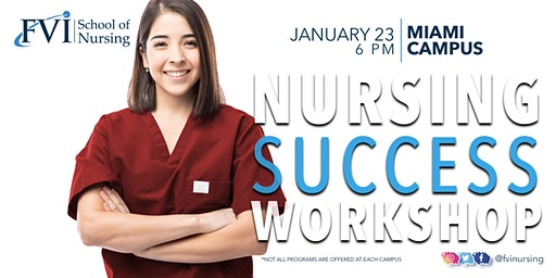 Nursing Success Workshop - How to become Nurse Ready in less than 15 months!