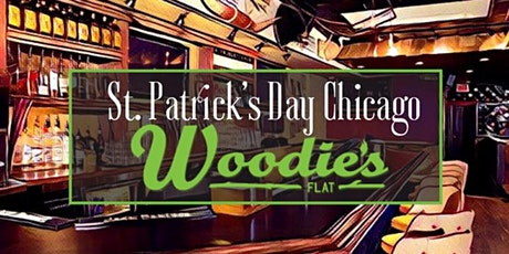 St. Patrick's Day Chicago at Woodie's Flat tickets