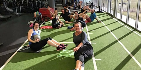 8 Week Fitness Challenge tickets