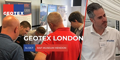 GEOTEX London - Ground Engineering Seminar tickets