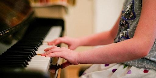 Creative Music FIRST Recital