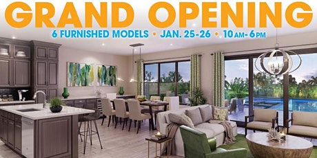 Sky Cove Grand Opening - 6 Furnished Models tickets