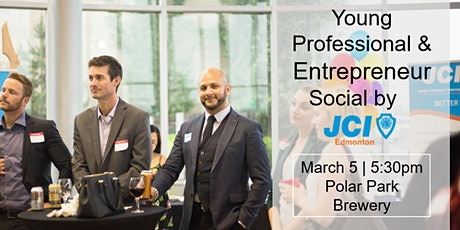 March Social with JCI Edmonton tickets