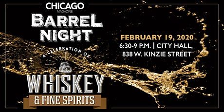 Barrel Night 2020 tickets