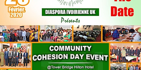 COMMUNITY COHESION DAY EVENT tickets