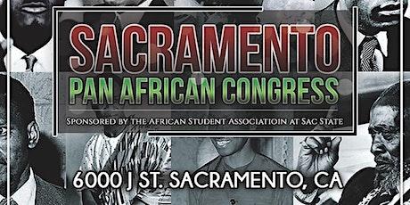 Sacramento Pan African Congress tickets
