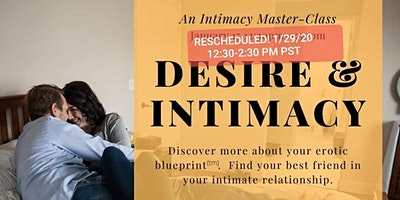 Desire & Intimacy with Melisa Keenan & Monica Jayne