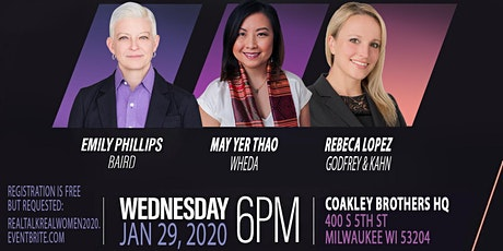 Real Talk, Real Women 2020 Pt. 1 tickets