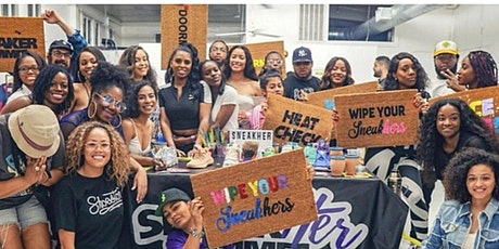 Bosses of HTX: A Logo Mat Painting Party tickets