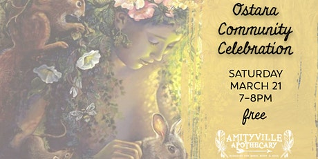 Ostara Ritual & Community Event tickets