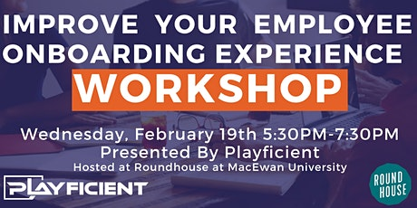 Improve Your Employee Onboarding Experience Workshop tickets