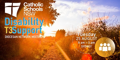 CSNSW Disability Support Network Meeting Term 3 tickets
