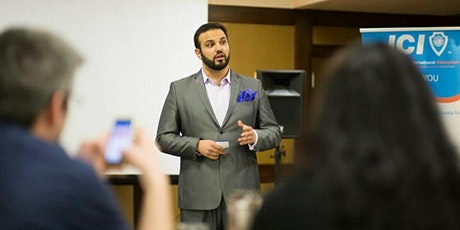 Effective Speaking Training by JCI Edmonton tickets