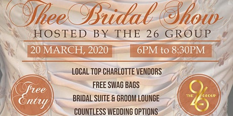 Thee Bridal Show 2020! tickets