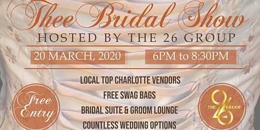 Thee Bridal Show 2020!