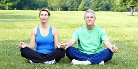 Seniors Get Active: Yoga in the Park tickets