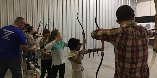 Archery Classes (4 Sunday Sessions)