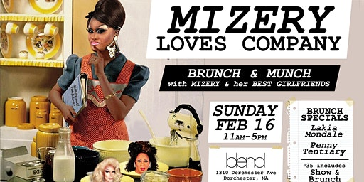 Mizery Loves Company Drag & Munch