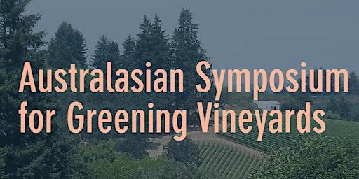 Australasian Symposium for Greening Vineyards