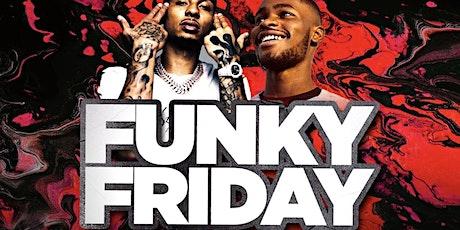 Funky Friday - Hip-Hop, RnB & Bashment tickets