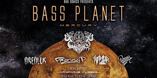 Bass Planet: Mercury (Asheville, NC) w/Murkury