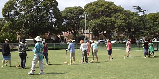 Have a Crack at Croquet!