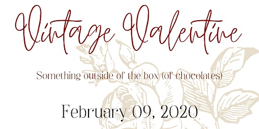 Vintage Valentine- Something Outside of the Box ( of Chocolates)
