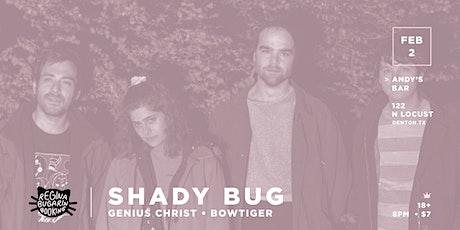 Shady Bug @ Andy's Bar (Venue) tickets