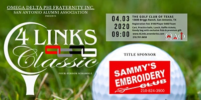 4 Links Classic Golf Tournament