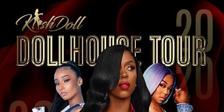 Kash Doll - Dollhouse Tour tickets