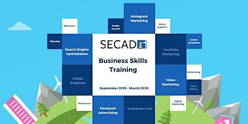 SECAD - YouTube Marketing (Half Day)