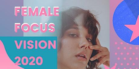WAAS Gallery Presents Female Focus: Vision 2020 Girl Gang Meetup tickets