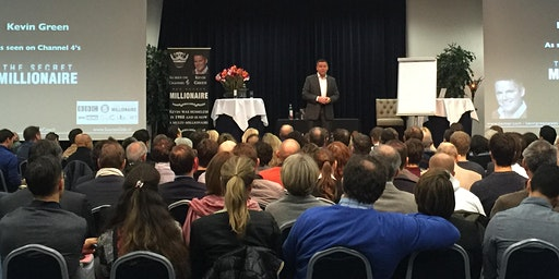 KEVIN GREEN's Property & Business Training Day Birmingham 2020