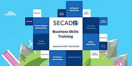 SECAD - YouTube Marketing (Half Day) tickets