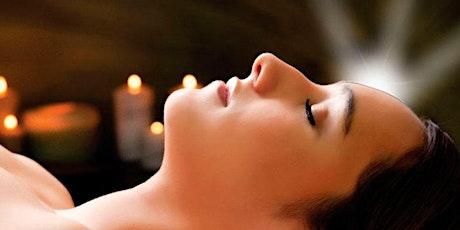 Relaxamento Profundo com Yoga Nidra e Taças Tibetanas bilhetes