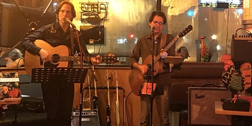 Tommi Zender & Steve Dawson - Live at the Chimera Loft