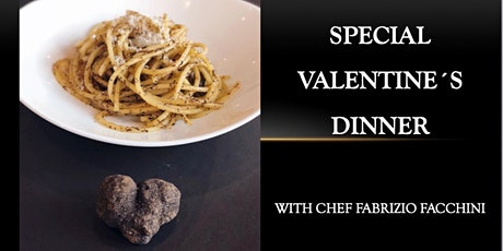 Truffle lab Chef´s Table Special Valentine´s Day tickets