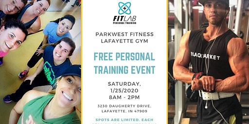 Free Personal Training Event!