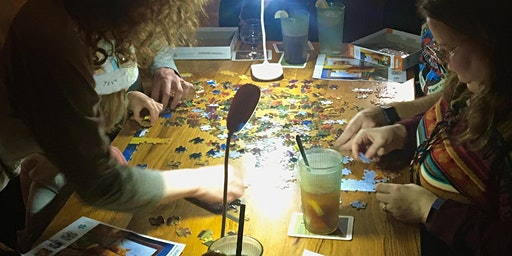 Puzzle Night! New Year, New Puzzle!