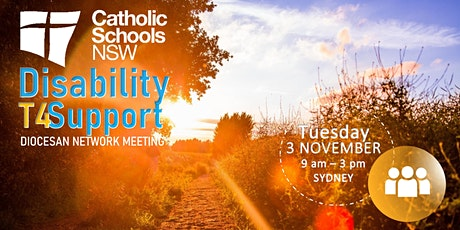 CSNSW Disability Support Network Meeting Term 4 tickets