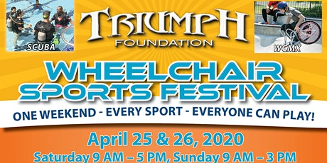 9th Annual Wheelchair Sports Festival tickets