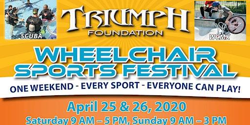 9th Annual Wheelchair Sports Festival