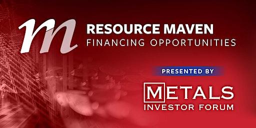 Resource Maven: Discuss Financing Opportunities