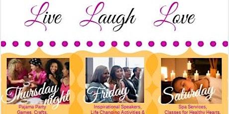 Annual League of Girlfriends Retreat tickets