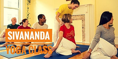 Donation Based Sivananda Yoga Class at 7 Centers Yoga Arts tickets